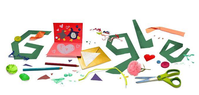 Google Doodle na Dzień Ojca
