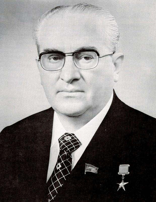 Andropow utrzymał się u sterów ZSRR bardzo krótko. Od końca 1982 roku do początku 1984