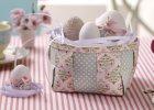 Pleciony koszyk wielkanocny. Piękna ozdoba na Wielkanoc, którą zrobisz sam