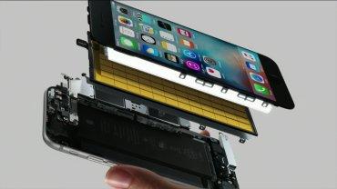 Budowa nowego iPhone'a