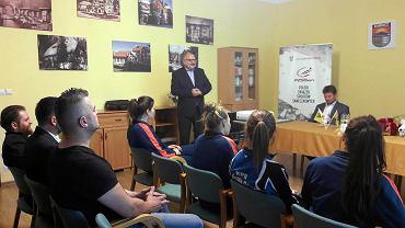 Prezentacja planów modernizacji toru saneczkowego w Karpaczu
