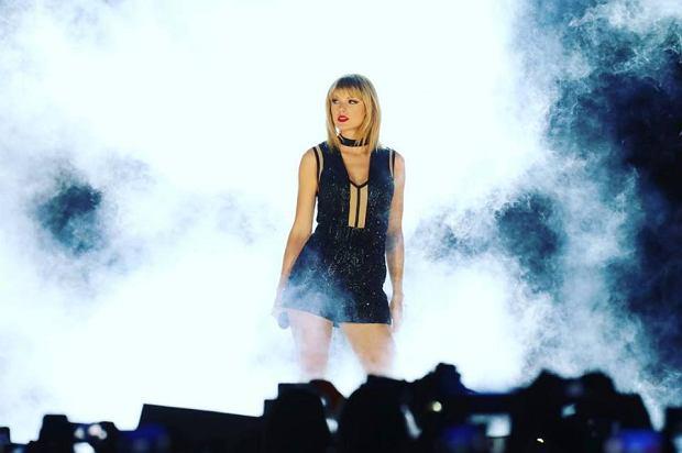 Taylor Swift kradnie show Katy Perry