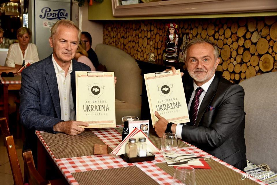 Senator RP Sławomir Rybicki i prezydent Gdyni Wojciech Szczurek potępili postawę gdyńskiego gastronoma