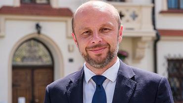 Konrad Fijołek - nowy prezydent Rzeszowa