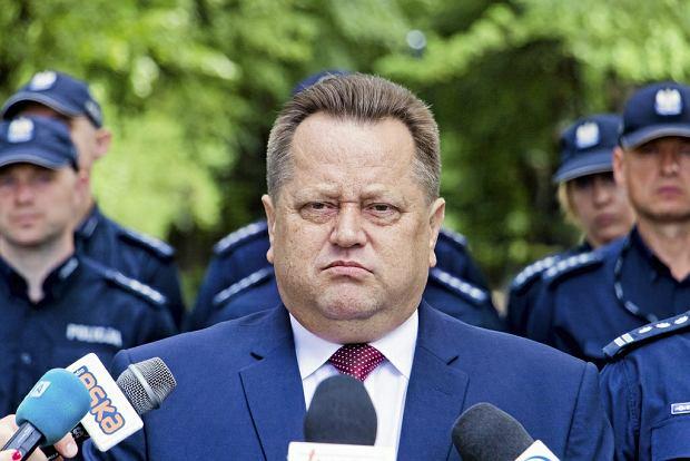 Wiceminister Jarosław Zieliński