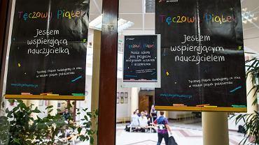 Prywatna szkoła Paderewski jako jedyna w Olsztynie przystąpiła do akcji 'Tęczowy Piątek'. Lublin, 26 października 2018