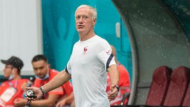 Deschamps wskazał najlepszy zespół Euro 2020.