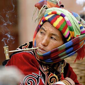 W społeczności Mosuo panuje matrylinearyzm, czyli dziedziczenie w linii kobiecej