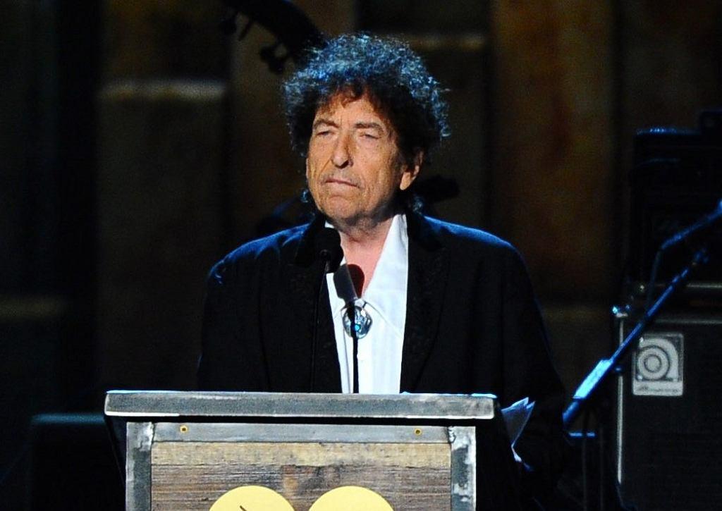 Bob Dylan nie chce Nobla?