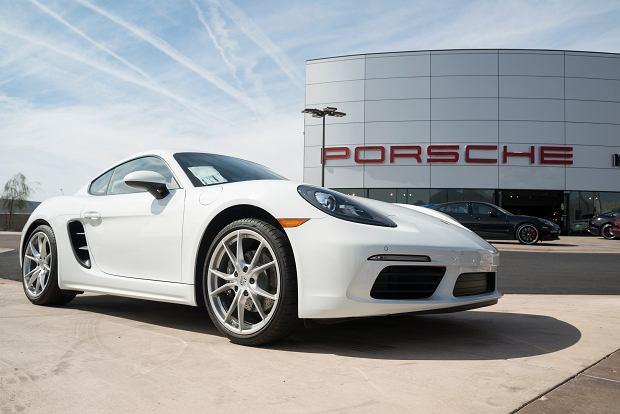 Spalinowe manipulacje Porsche. Chodzi o silniki benzynowe