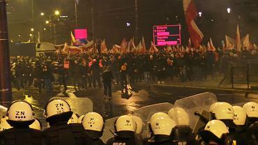 Szef NSZZ Policjantów: Policja nie jest w stanie zabezpieczyć obchodów 11 listopada
