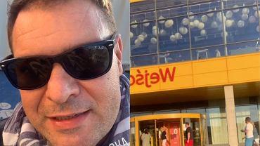 Tomasz Karolak wyrzucony z IKEA. Nie chciał założyć maseczki.