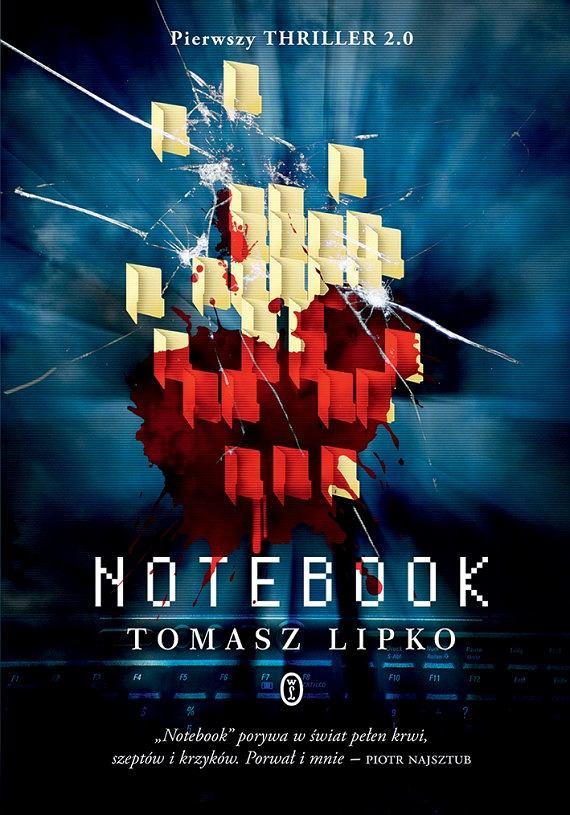 'Notebook' Tomasza Lipko.