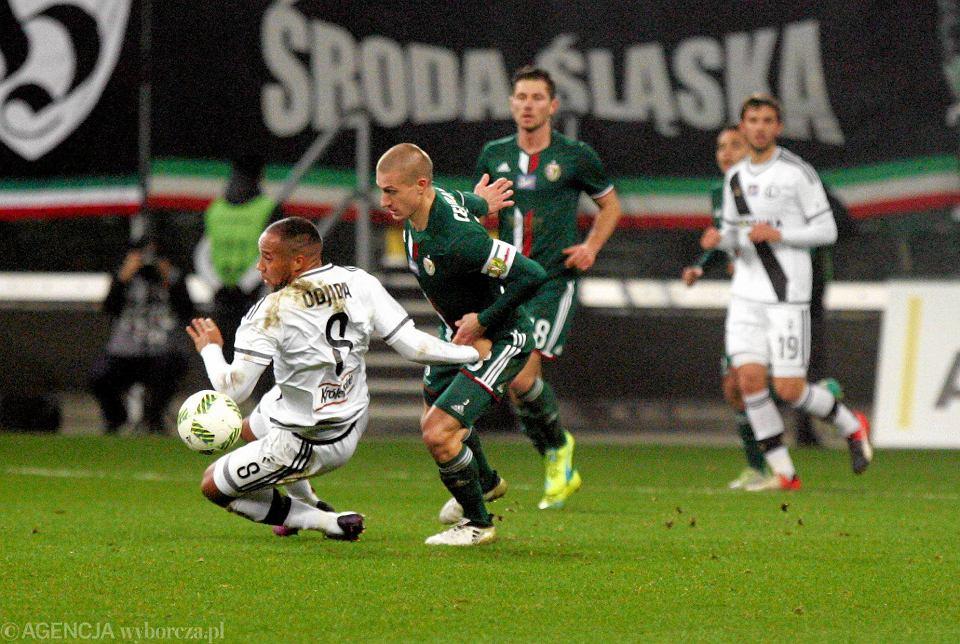 Śląsk - Legia 0:4