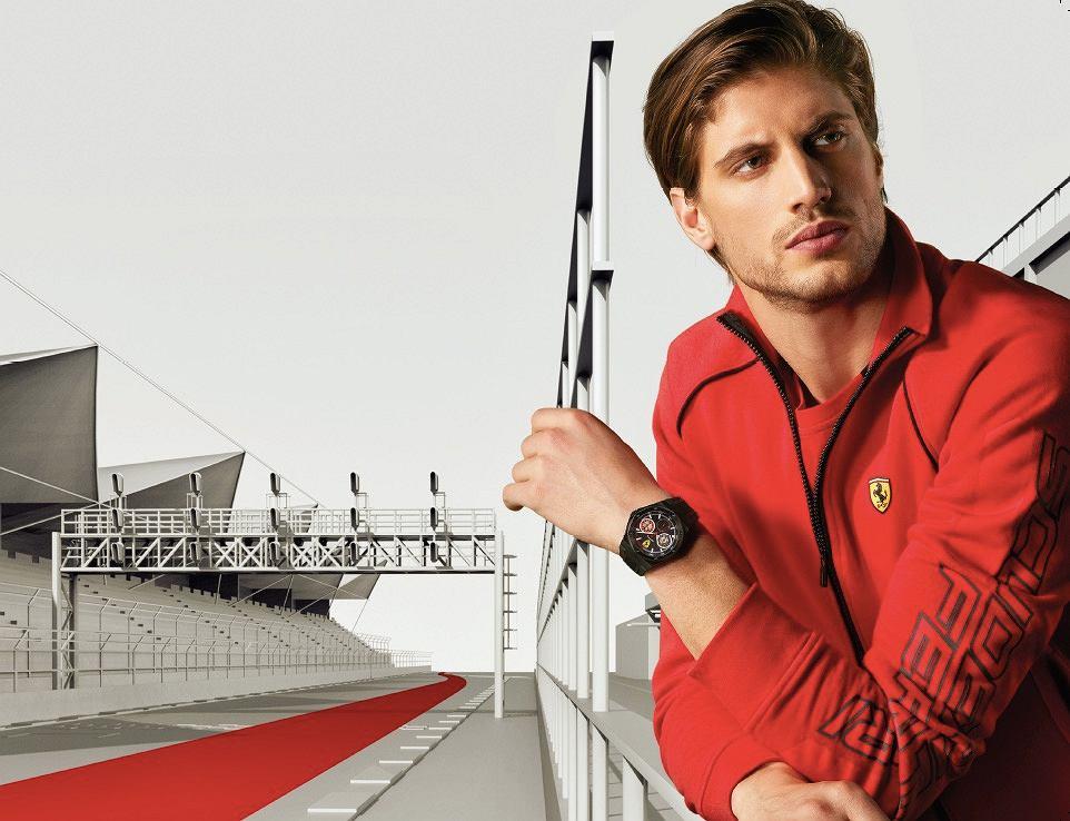 Zegarki Scuderia Ferrari