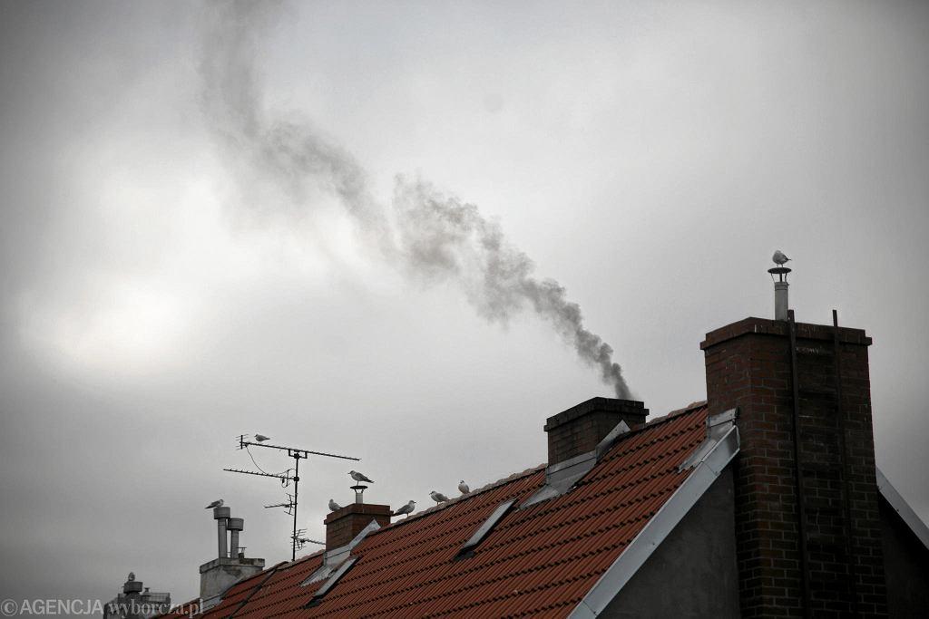 Za nieodpowiednią jakość powietrza w naszym kraju odpowiada przede wszystkim ogrzewanie domów słabej jakości paliwem w przestarzałych piecach