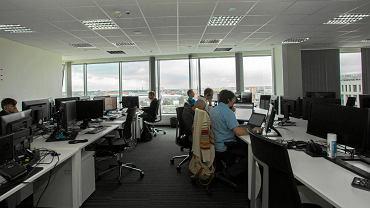 Biuro firmy Unit4