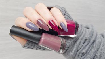 Jakie paznokcie optycznie wyszczuplą palce? Przede wszystkim migdałki