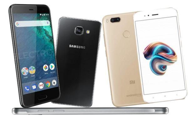 Smartfony do 1500 zł