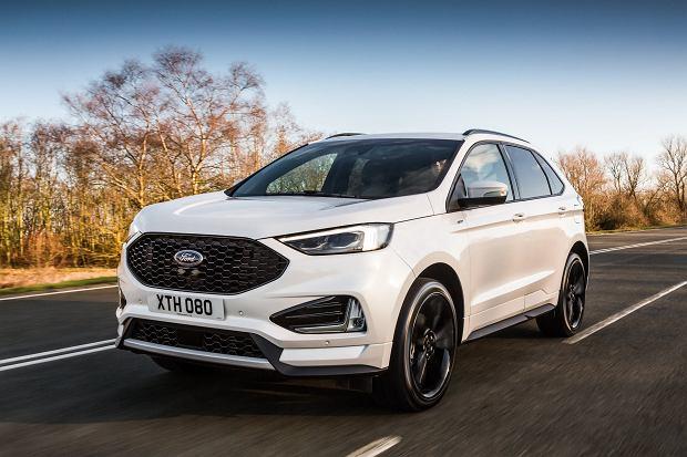Ford Edge - odświeżony, naszpikowany technologią SUV pojawi się w Europie