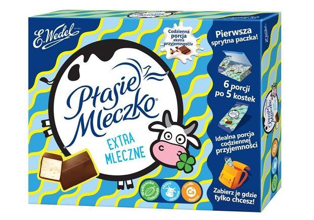 Wedel - Ptasie Mleczko Extra Mleczne