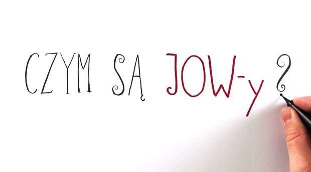 Czym są JOW-y?