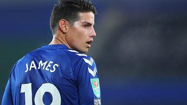 James Rodriguez negocjuje zaskakujący transfer. Koniec z Premier League?