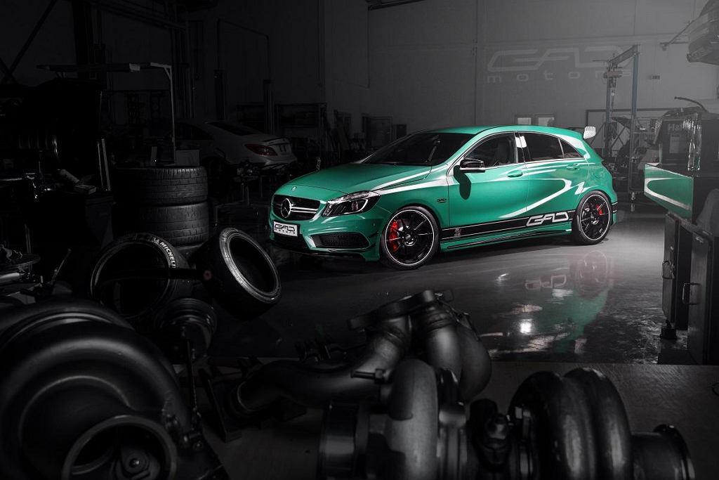 GAD Motors Mercedes-Benz A45 AMG