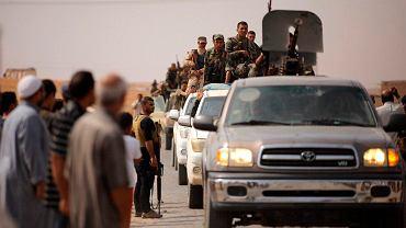 Syryjska armia rządowa weszła na tereny kontrolowane przez Syryjskie Siły Demokratyczne