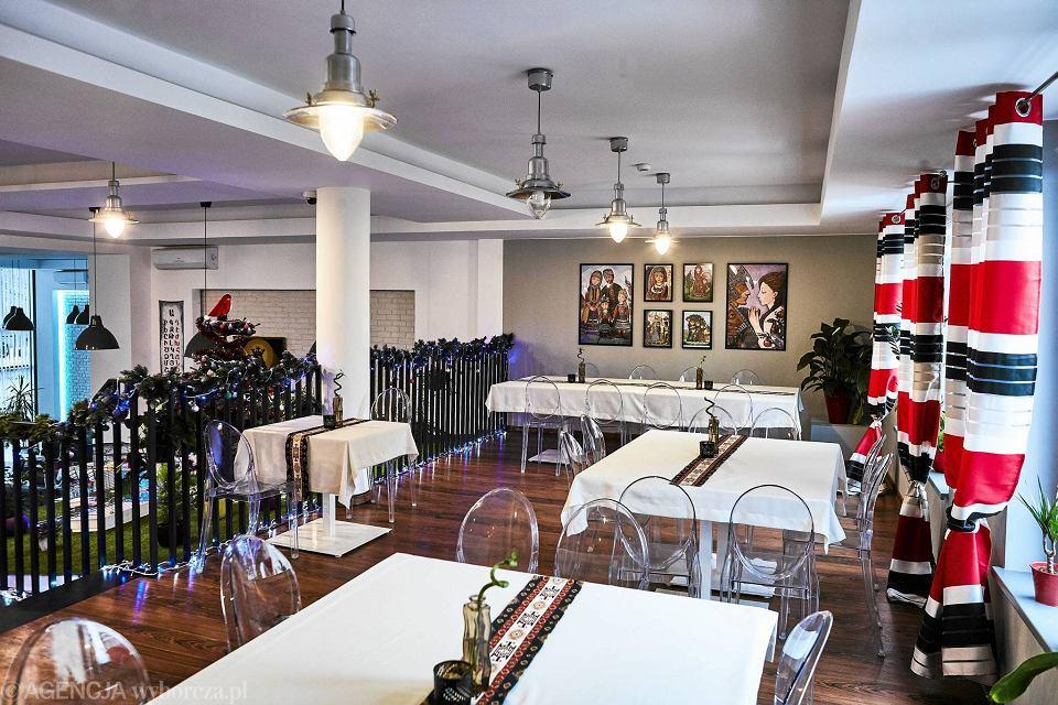 Restauracja Lawasz Smaki Kaukazu Na Bałutach Zdjęcia