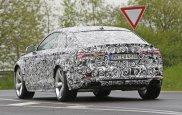 Prototypy   Audi RS5 kręci