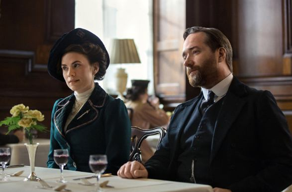 Howards End (2017-), reż. Hettie Macdonald, HBO