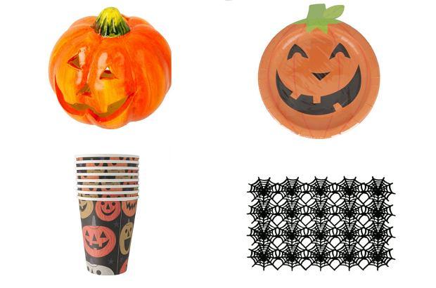 Rossmann. Dekoracje na Halloween