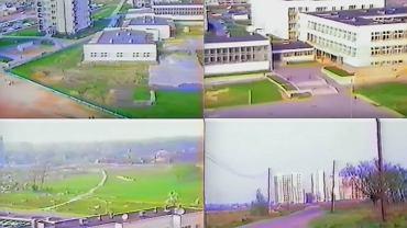 Tarchomin 1992 nagrany kamerą VHS