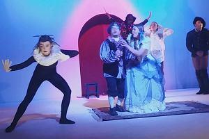 Teatr Cudów w olsztyńskim Jaraczu, próba prasowa