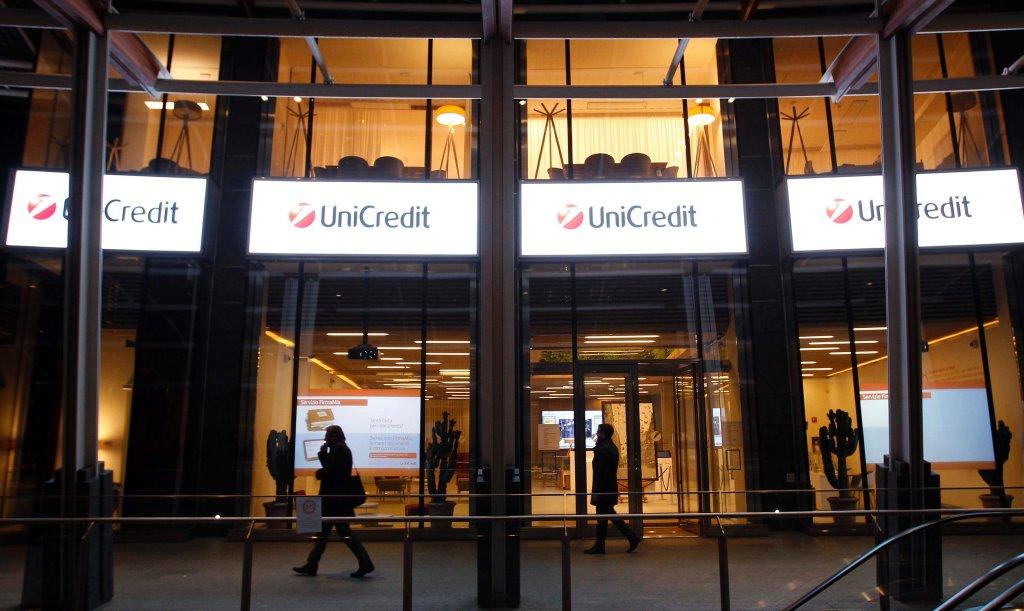 Siedziba UniCredit Bank w Mediolanie