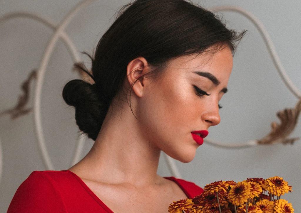 Modny makijaż na jesień 2019