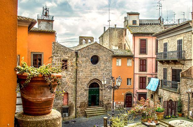 Z Montefiascone pochodzi jedno z najsłynniejszych win regionu Est! Est!! Est!!!