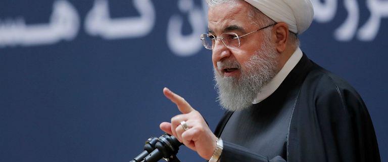 Iran wygraża Polsce: to wielka zdrada i akt wrogości
