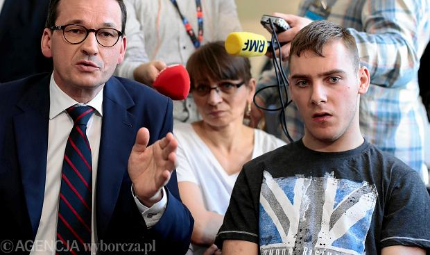 kojarzenie osób niepełnosprawnych
