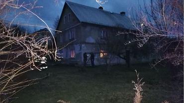Tragedia w Lutomi Górnej. Nie żyją trzy osoby