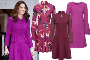 sukienki w stylu księżnej Kate / mat. partnera / EN