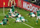 Euro 2016. Ukraina - Irlandia Północna 0:2. Wielka niespodzianka! Niezły wynik dla Polski