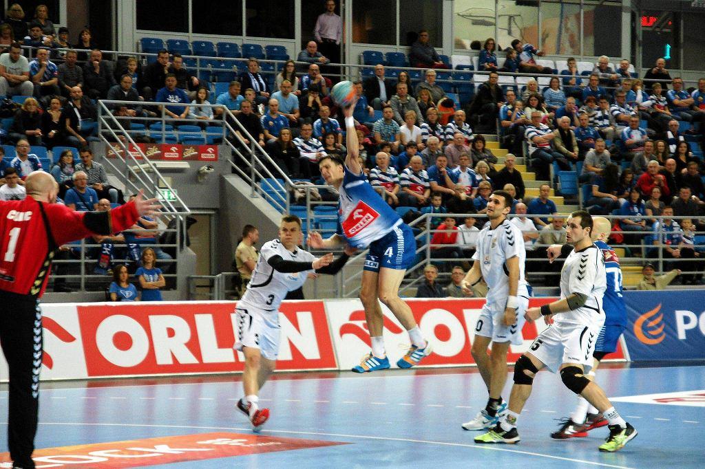 PGNiG Superliga, piłka ręczna. Orlen Wisła Płock - Śląsk Wrocław 40:23