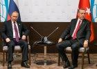Odwet Putina na Erdoganie bije w samą Rosję