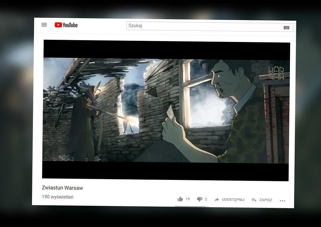 Powstała gra wideo o powstaniu warszawskim