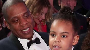 Blue Ivy i Jay Z