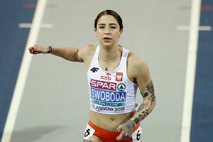 Lekkoatletyka. Halowe mistrzostwa Europy: Ewa Swoboda ze złotem!
