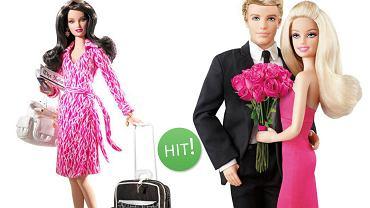 Barbie styl i makijaż