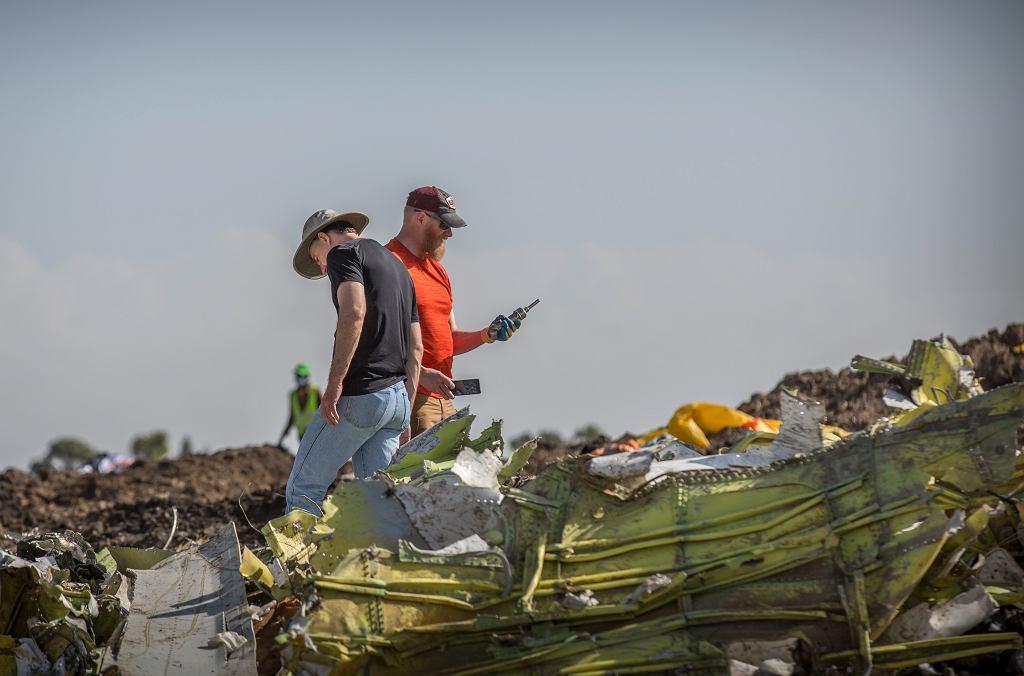 Dochodzenie w sprawie katastrofy Boeinga 737 MAX Ethiopian Airlines trwa